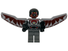 Minifig World Superhero Falcon