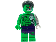 Minifig World Superhero Hulk3