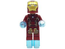 Minifig World Superhero Ironman3