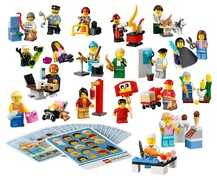 Community Minifigures Set