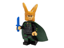 Minifig World Compatible Loki