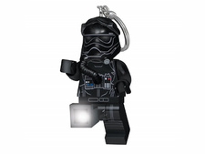 Key Light Lego Star Wars Tie Fighter Pilot