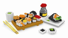 Wise Hawk 2341 Set de sushi