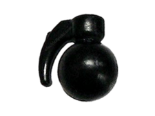 Black BrickArms M67 Frag Grenade