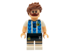 Minifigura compatible Messi