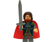 Minifig World Aragorn