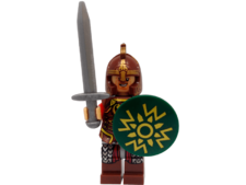 Minifig World King Theoden