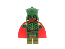 Minifig World King of the Dead