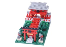 nanoblock NBH-108 Inari Shrine