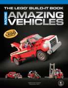 The LEGO Build it Book, Vol.2. Amazin Vehicles.