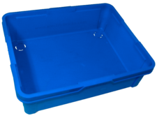 Blue Dacta Storage Bin Medium