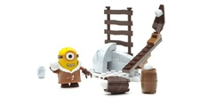 Mega Bloks Minions CNF48 Snowball Fight