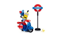 Mega Bloks Minions CNF52 Scooter Escape