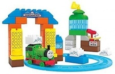 Mega Bloks Minions CNJ11 Thomas and Friends lugares favoritos