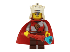 Minifigure cas482 Lion King Quarters