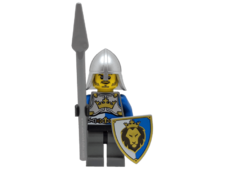 Minifigure 850888 Castle. Kings Knight Breastplate