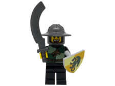 Minifigure Kingdoms. Dragon Knight Quarters