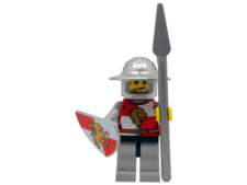 Minifigure Kingdoms. Lion Knight Quarters