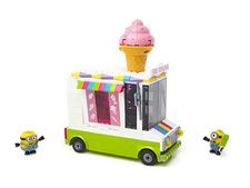 Mega Bloks Minions DPG73 Ice Scream Truck