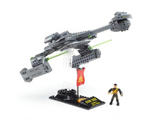 Mega Bloks Star Trek DPH80 Klingon™ D7 Battle Cruiser