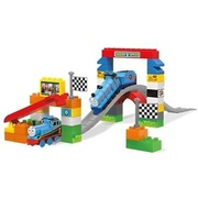 Mega Bloks Thomas & Friends DPJ23 Vías férreas Carrera Day Parque infantil