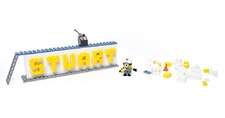 Mega Bloks Minions DRV32 Despicable Name Builde