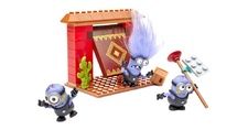 Mega Bloks Minions DKX77 Fortress Break-In