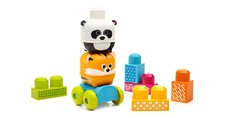Mega Bloks Basic DLC12 Stack 'n Roll Jungle Friends