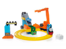 Mega Bloks Thomas & Friends DLC16 Planta de reciclaje