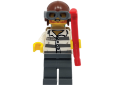 Minifigure Thief
