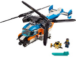 Twin-Rotor Helicopter