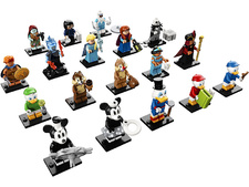 All the Collection Minifigures Series Disney 2