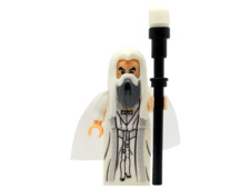 Minifig World Saruman