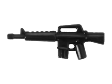 Black BrickArms M16