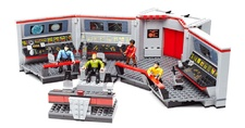 Mega Bloks Star Trek DPH82 U.S.S. Enterprise™ Bridge