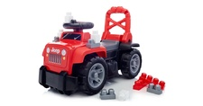 Mega Bloks DBL13 Jeep 3 in 1 Ride-On