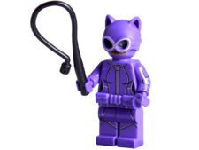 Minifig World Superhero Catwoman