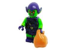 Minifig World Superhero Green Goblin