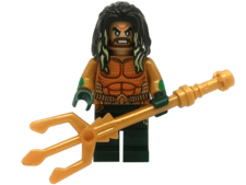 Minifig World Superhero Aquaman