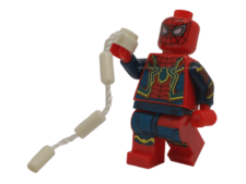Minifig World Compatible Superhero Spiderman 3