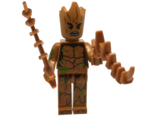 Minifig World Superhero Groot