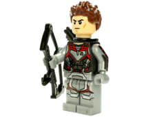 Minifig World Superhero Hawkeye