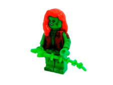 Minifig World Superhero Poison Ivy