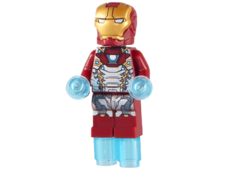 Minifig World Superhero Ironman4