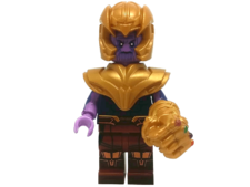 Minifig World Superhero Thanos