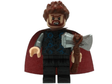 Minifig World Superhero Infinity War Thor