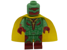 Minifig World Superhero Vision