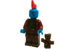 Minifig World Superhero Youndu Udonta