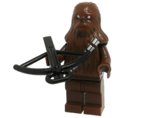 Minifigure World Star Wars Chewbacca