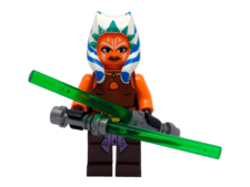 Minifig World Star Wars Ahsoka Tano